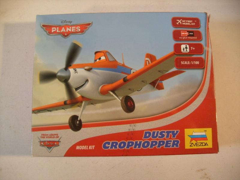 """[Zvezda] Quelques """"Planes"""" Disney au 100 eme S7305843"""