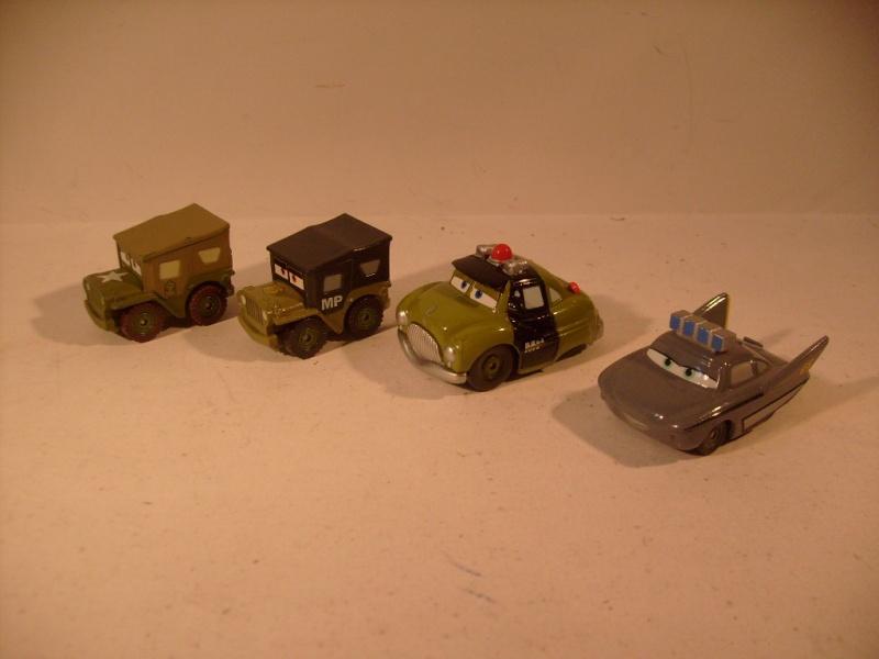 mes autres Cars 1 , 2 , 3 et Planes !!! toutes marques et matieres S7306034