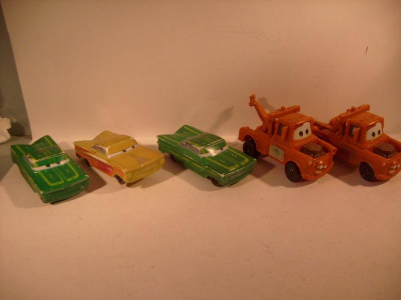 mes autres Cars 1 , 2 , 3 et Planes !!! toutes marques et matieres S7306046