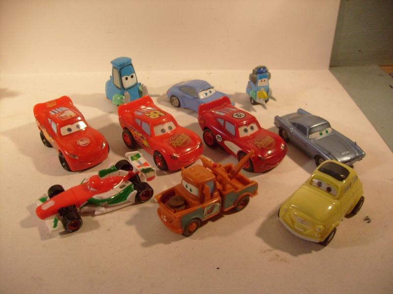 mes autres Cars 1 , 2 , 3 et Planes !!! toutes marques et matieres S7306047