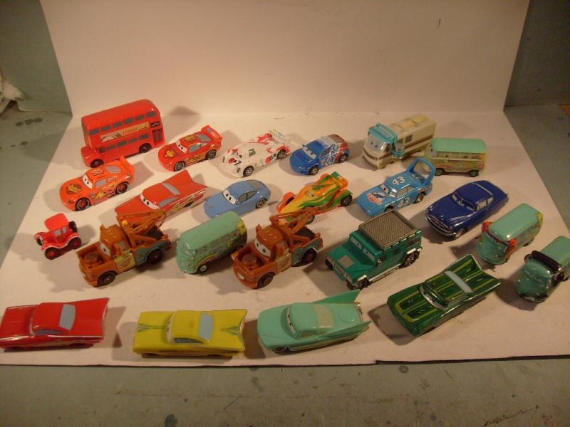 mes autres Cars 1 , 2 , 3 et Planes !!! toutes marques et matieres S7306050