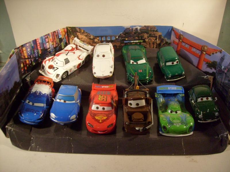 mes autres Cars 1 , 2 , 3 et Planes !!! toutes marques et matieres S7306051