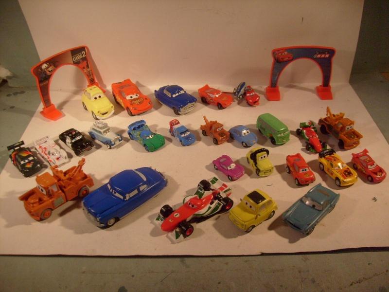 mes autres Cars 1 , 2 , 3 et Planes !!! toutes marques et matieres S7306052