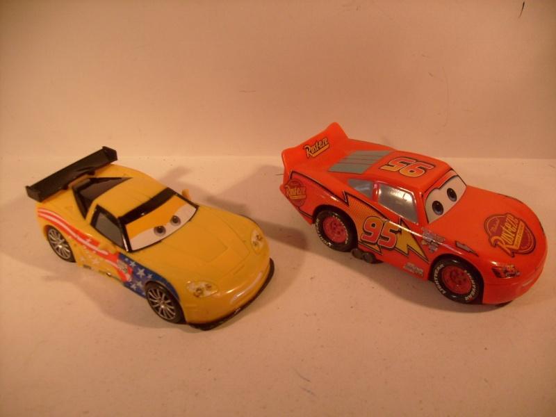 mes autres Cars 1 , 2 , 3 et Planes !!! toutes marques et matieres S7306053