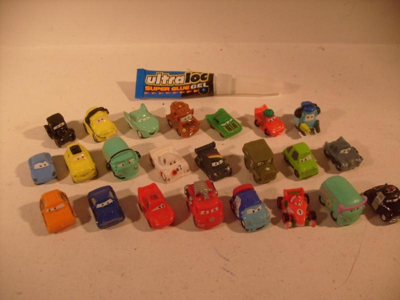 mes autres Cars 1 , 2 , 3 et Planes !!! toutes marques et matieres S7306055
