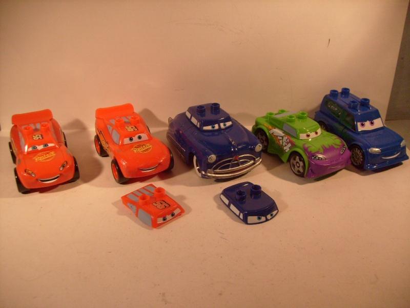 mes autres Cars 1 , 2 , 3 et Planes !!! toutes marques et matieres S7306056