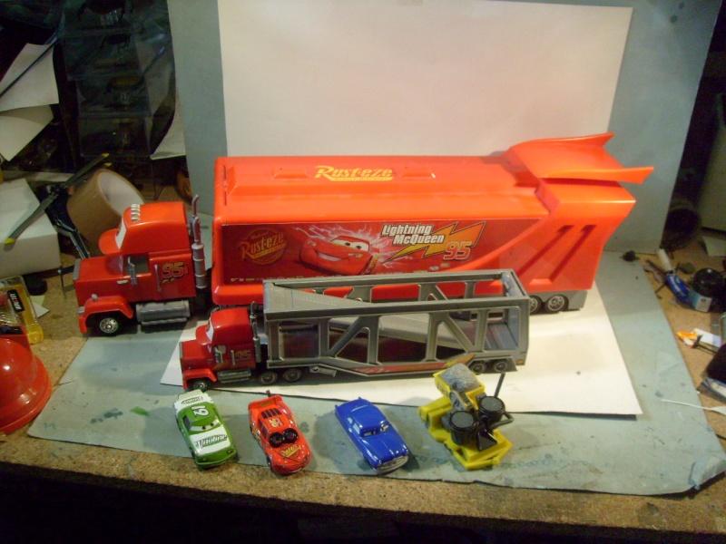 mes autres Cars 1 , 2 , 3 et Planes !!! toutes marques et matieres S7306139