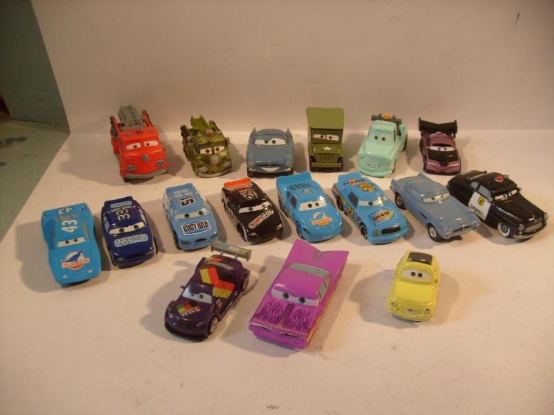 mes autres Cars 1 , 2 , 3 et Planes !!! toutes marques et matieres S7306148