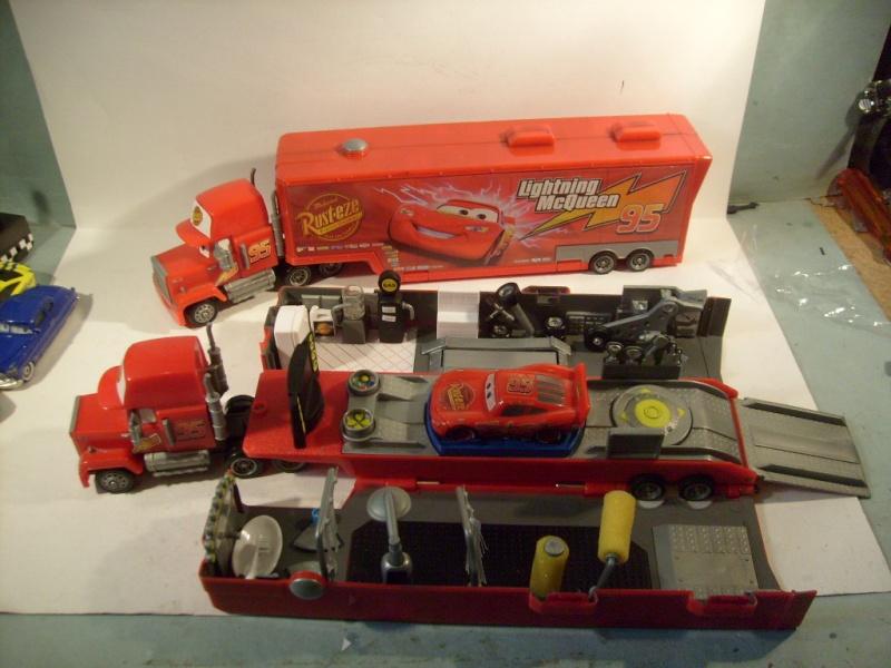 mes autres Cars 1 , 2 , 3 et Planes !!! toutes marques et matieres S7306265