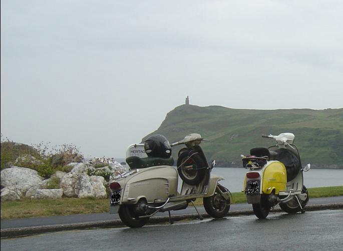 Isle Of Man rally 2014 Screen16
