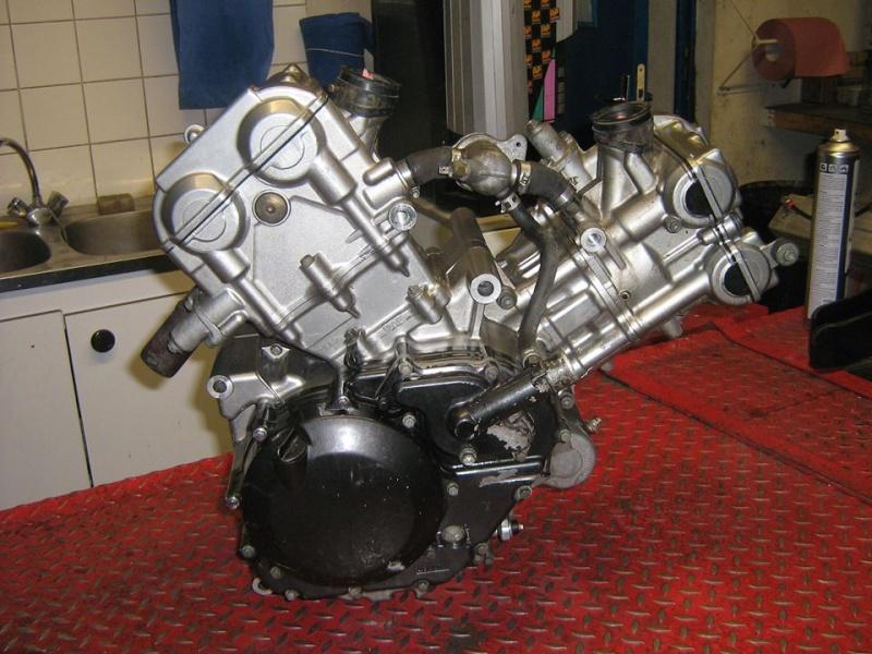 vends moteur sv 650 carbu 10527710