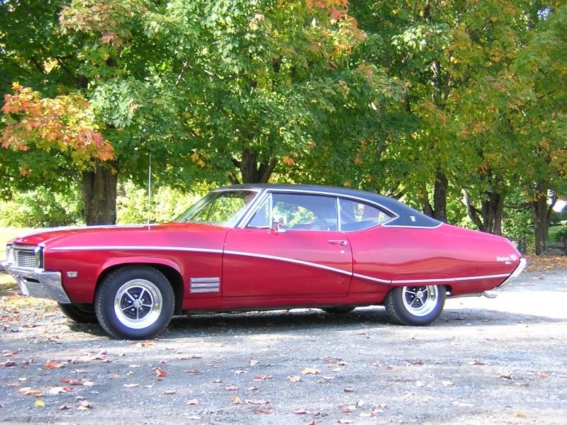 Vos photos d'automne  Buick_11
