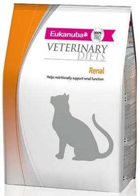 Base de données sur l'alimentation diététique vétérinaire pour chats insuffisants rénaux Eukabu10