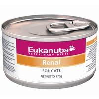 Base de données sur l'alimentation diététique vétérinaire pour chats insuffisants rénaux Eukcat10