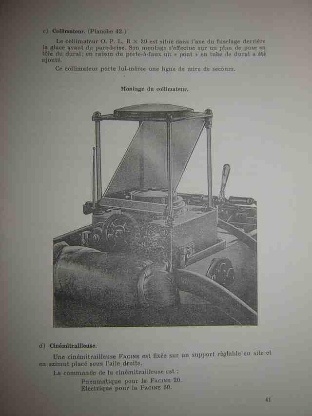 le Dewoitine D520 façon papy loic - Page 5 12211