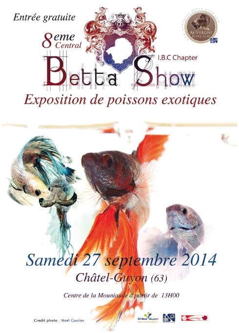 Central Betta Show (ABC) du 26 au 28 septembre 2014 Recto10