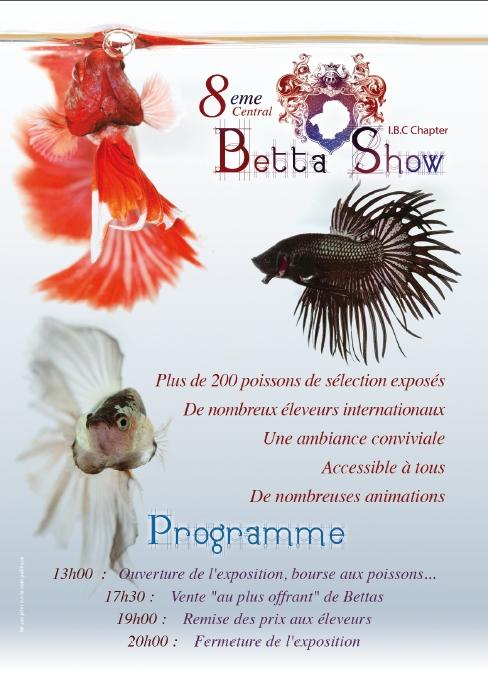 Central Betta Show (ABC) du 26 au 28 septembre 2014 Verso10