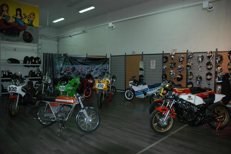 Pâquerettes Show 2012 chez Moto Passion à Saint Maximin (60) Passio10