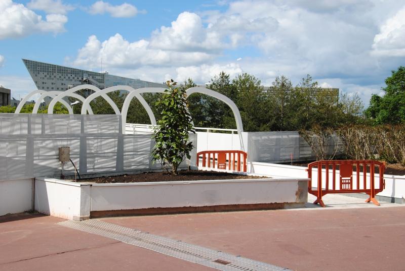 Nouvelle passerelle d'accès Parc - Hôtel du Futuroscope - Page 3 Dsc_0117