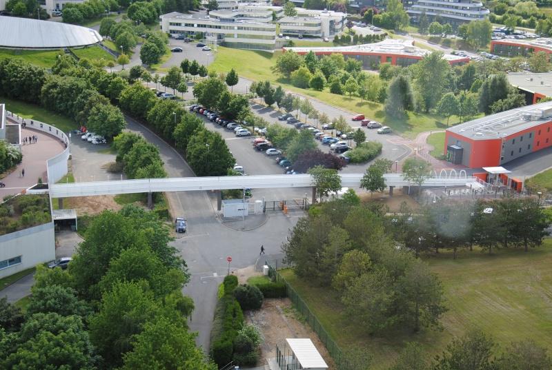 Nouvelle passerelle d'accès Parc - Hôtel du Futuroscope - Page 3 Dsc_0119