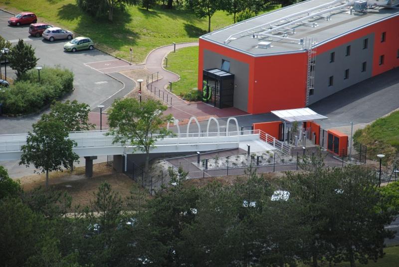 Nouvelle passerelle d'accès Parc - Hôtel du Futuroscope - Page 3 Dsc_0120