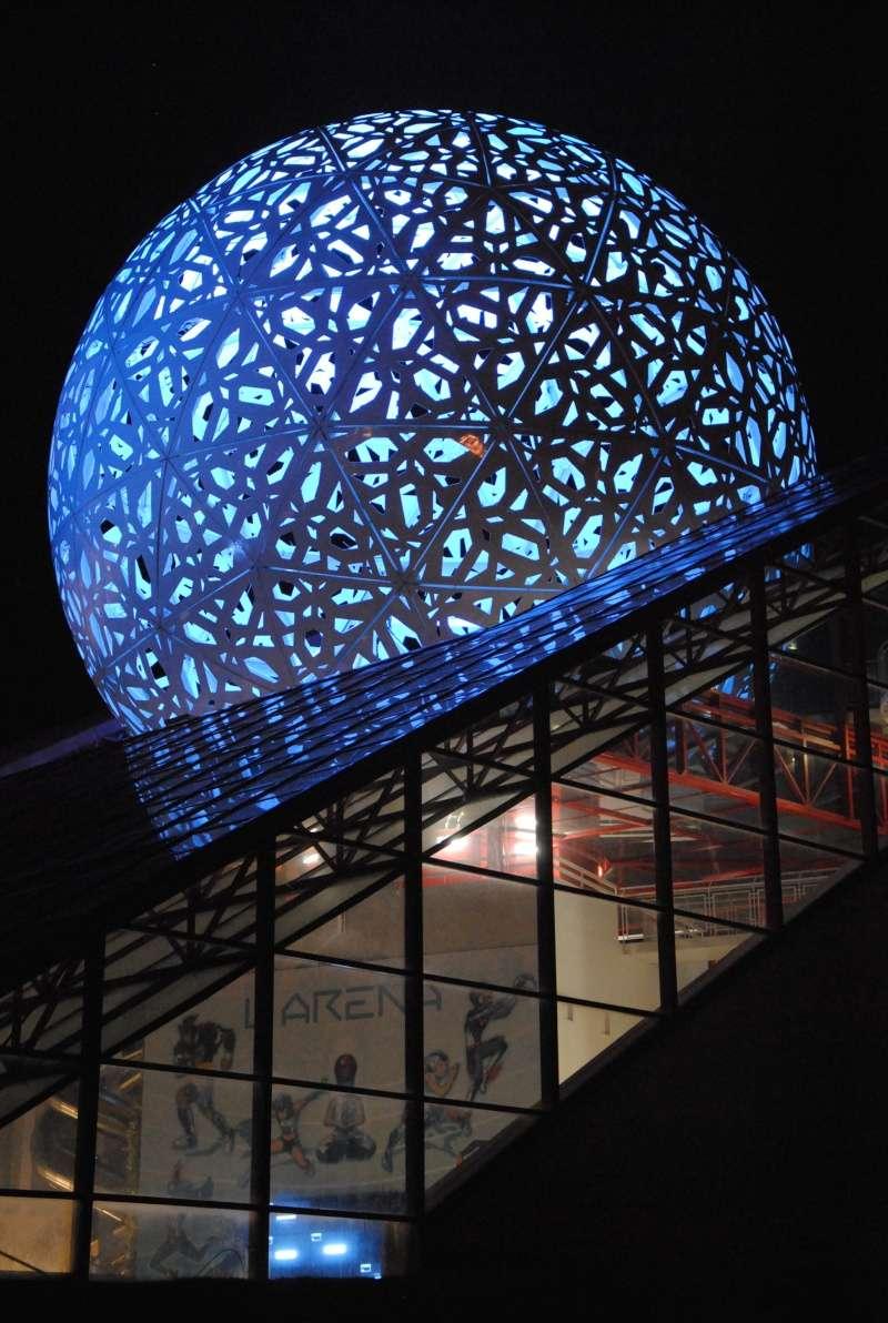 L'Arena Fun Xperiences (Pavillon du Futuroscope) · Février 2015 Dsc_0711