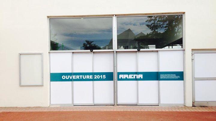 L'Arena Fun Xperiences (Pavillon du Futuroscope) · Février 2015 Tvxare10