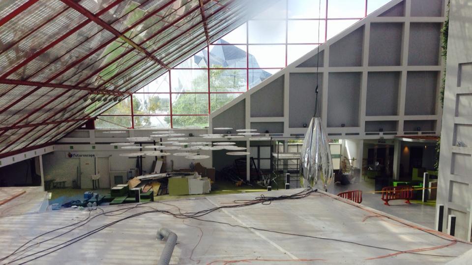 L'Arena Fun Xperiences (Pavillon du Futuroscope) · Février 2015 Tvxare12