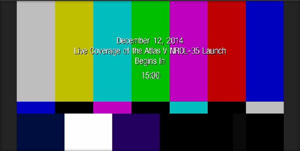 Lancement Atlas V / NROL35 - 11 décembre 2014   Nrol10