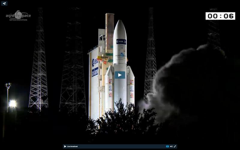 "Lancement Ariane 5 - VA219 / ATV-5 ""Georges Lemaître"" - 29 juillet 2014 - Page 4 Opera_22"