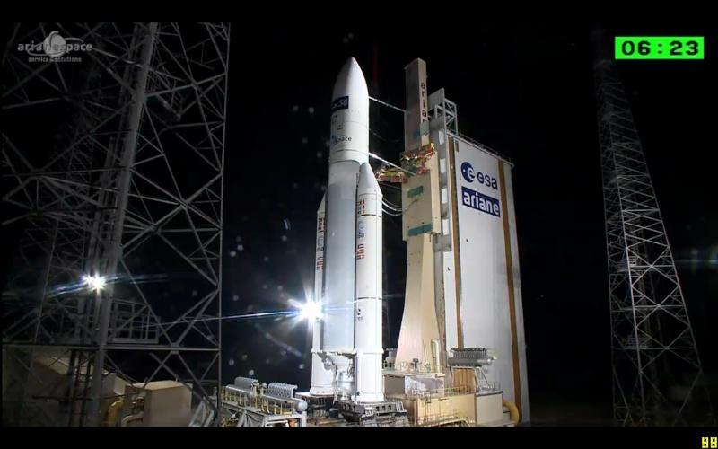 "Lancement Ariane 5 - VA219 / ATV-5 ""Georges Lemaître"" - 29 juillet 2014 - Page 4 Opera_23"