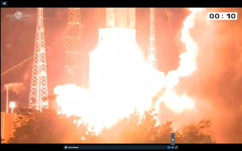 "Lancement Ariane 5 - VA219 / ATV-5 ""Georges Lemaître"" - 29 juillet 2014 - Page 4 Opera_25"