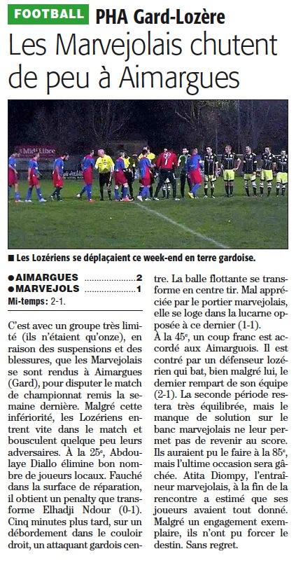 Aimargues / MARVEJOLS Aimar10