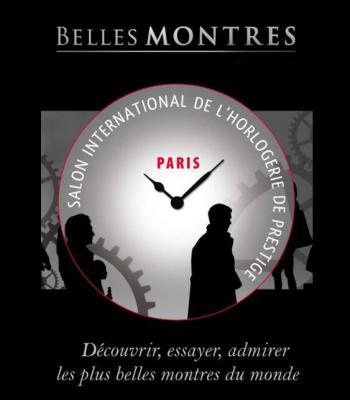 Le Salon Belles Montres et FAM vous invitent à l'édition 2014 du salon 97019-10