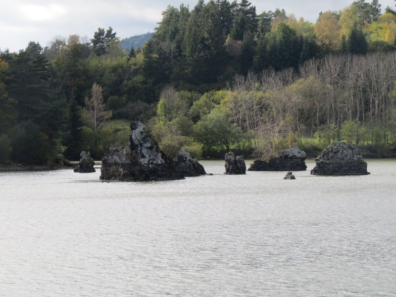 Chadka et Yocco au Lac de La Cassière 07_lac12