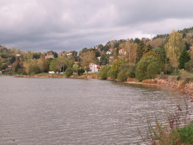 Chadka et Yocco au Lac de La Cassière 11_lac10