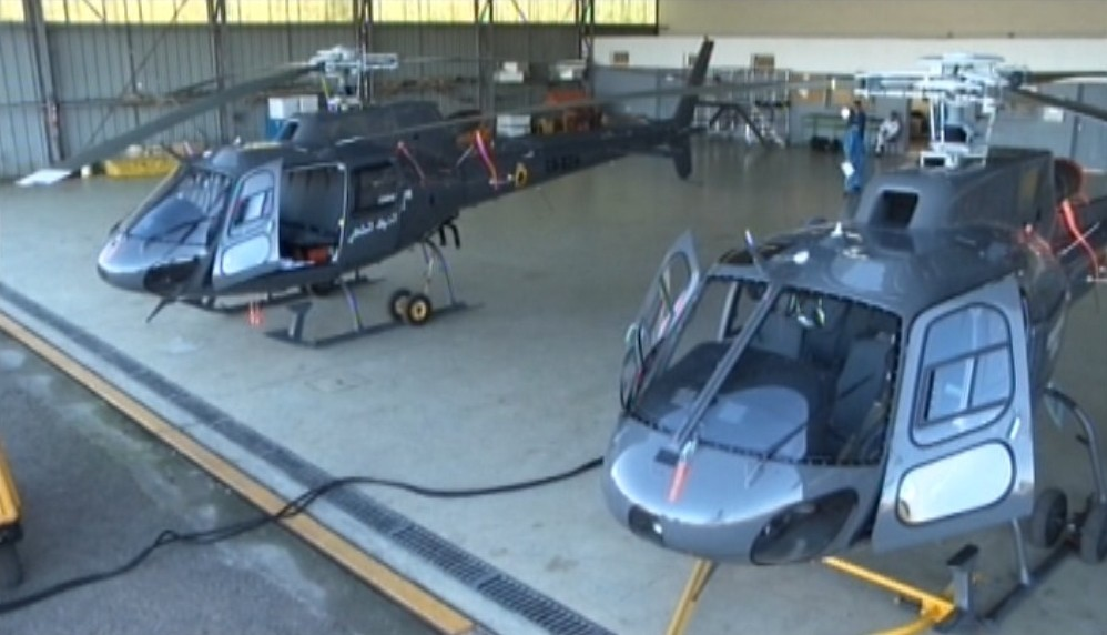 Eurocopter AS550A2 Fennec As550210