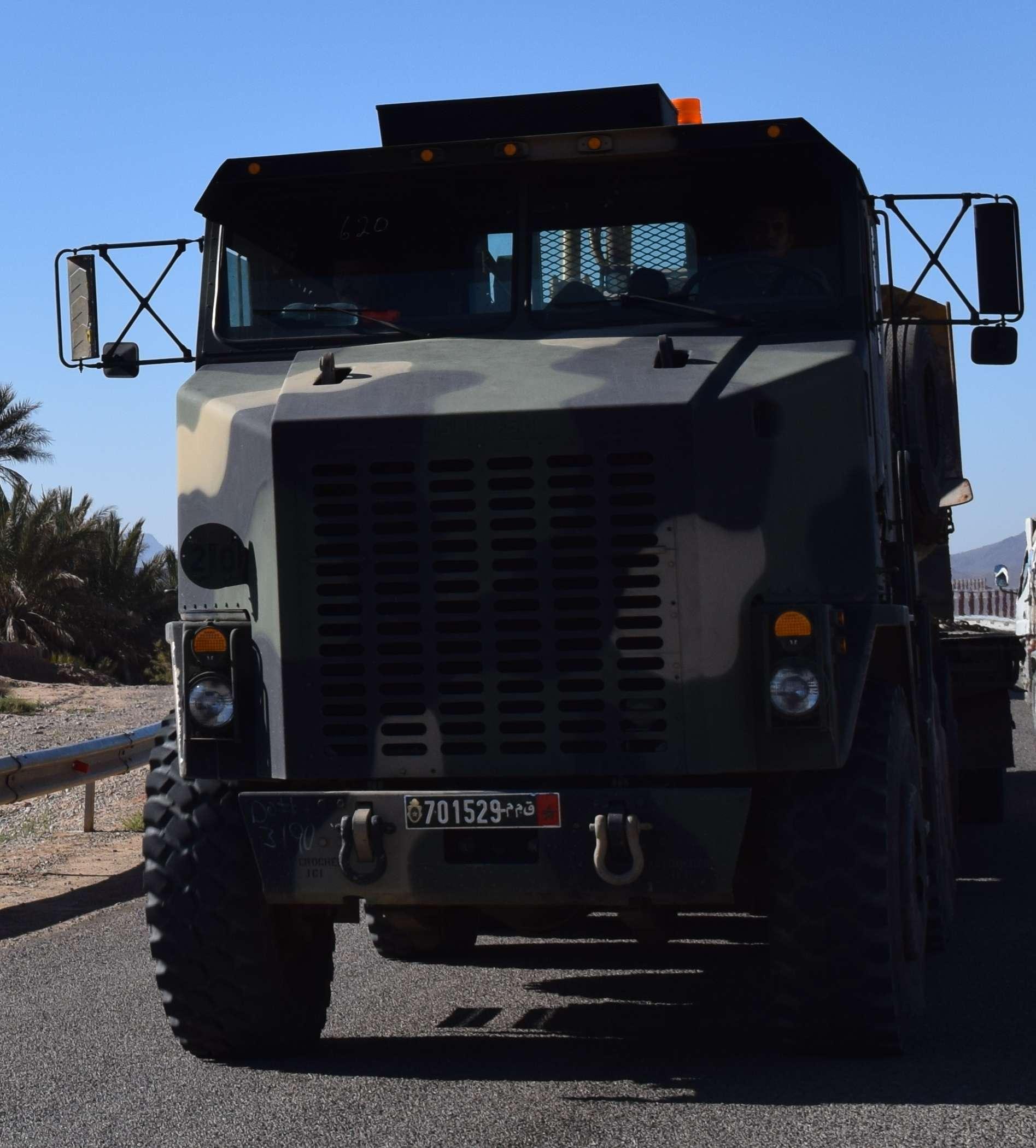 La Logistique des FAR / Moroccan Army Logistics - Page 10 Clipbo34