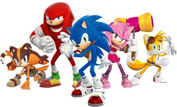 """TOMY attaque la rentrée à toute vitesse avec sa nouvelle gamme de jouets """"Sonic Boom"""" Sonic10"""
