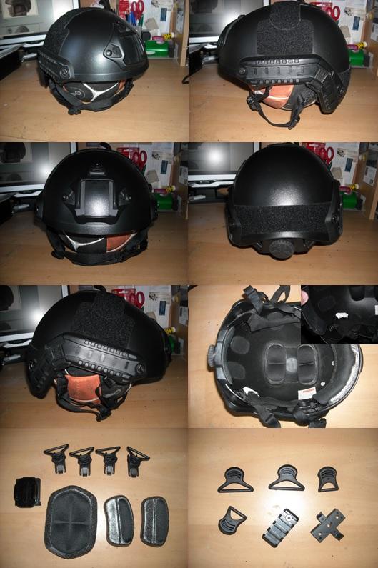 Réplique, équipements et accessoires Casque10