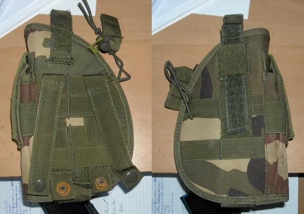 Réplique, équipements et accessoires Holste12