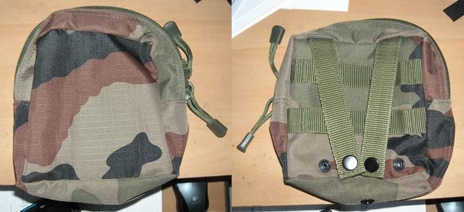 Réplique, équipements et accessoires Poche_11