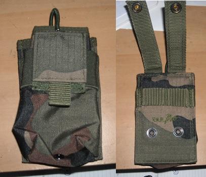 Réplique, équipements et accessoires Poche_12