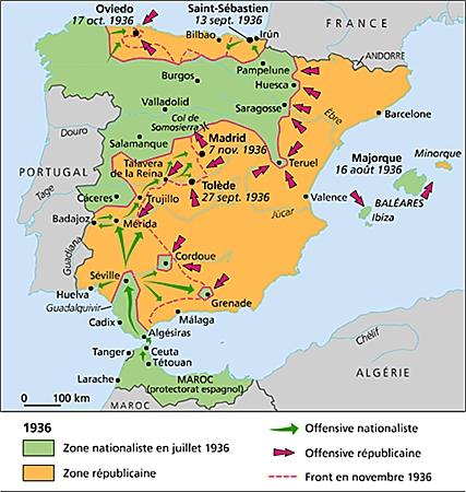 LC Guerre d'Espagne 10112510