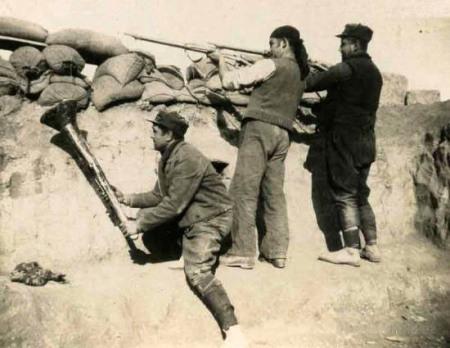 LC Guerre d'Espagne Milici10