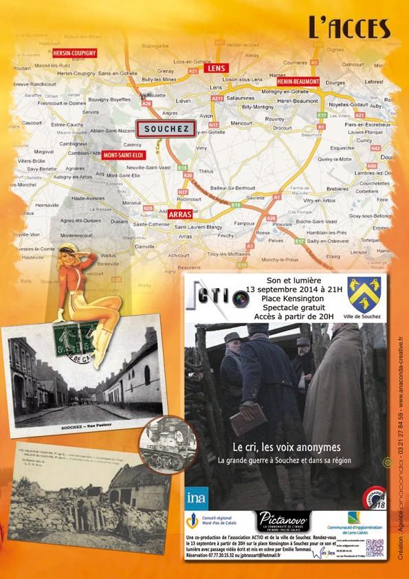 Il était une fois le Pas de Calais libéré 2014 Progra18