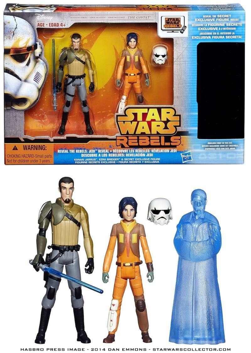 Topic Rebels (jouets et séries) Reveal10