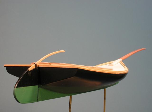 Sandbagger sloop 1886 1/20 Galler12