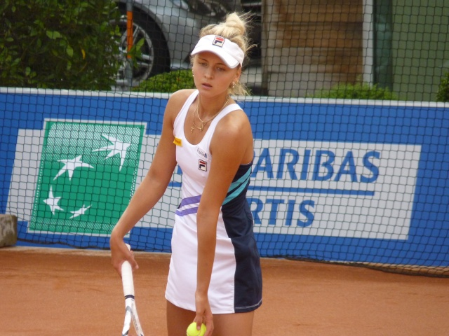 Maryna Zanevska  2014-012