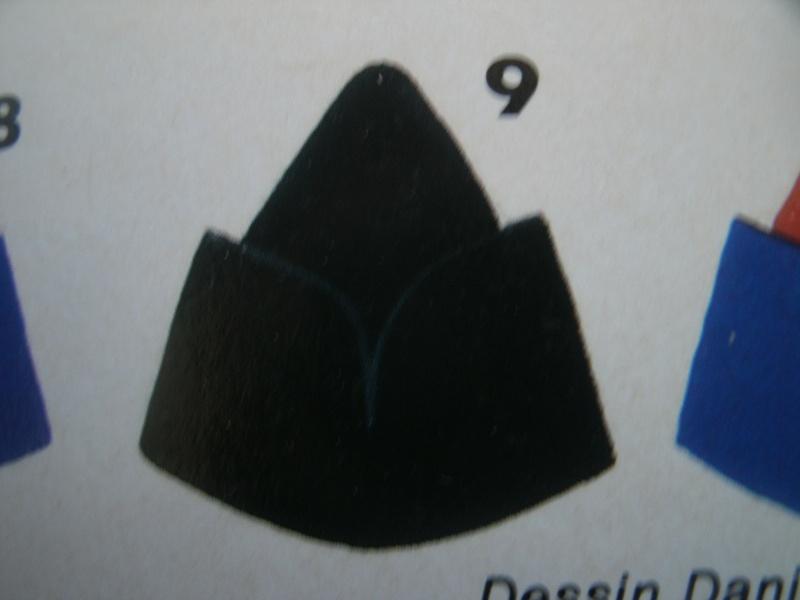 couleurs calot 13eme Génie Gedc0119